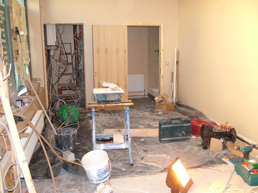 Clinic construction