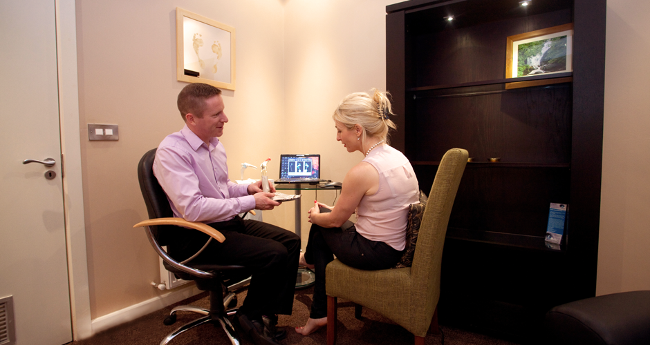 Dynamic Chiropractic scan