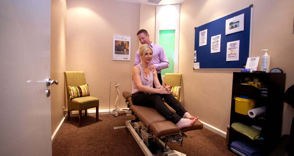 Dynamic Chiropractic treatment