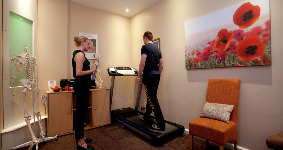 Dynamic Chiropractic treadmill